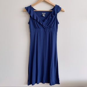 Ann Taylor Blue Sundress
